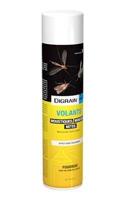 Digrain Volants