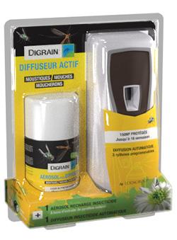 Digrain Pack Diffuseur + Aérosol